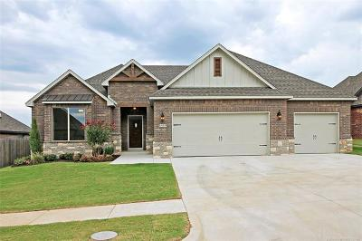 Bixby Single Family Home For Sale: 5959 E 143rd Place S