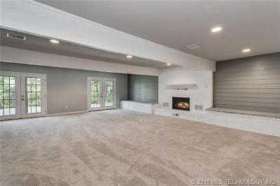 Sapulpa Single Family Home For Sale: 9700 W 71st Street S