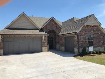 Bixby Single Family Home For Sale: 12543 S 75th Avenue
