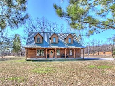 Pryor OK Single Family Home For Sale: $269,000