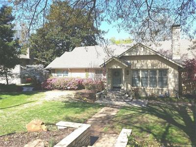 Tulsa Single Family Home For Sale: 3110 S Zunis Place