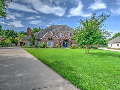 Bartlesville Single Family Home For Sale: 804 Brookhollow Lane