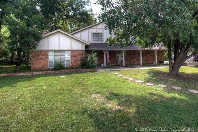 Skiatook Single Family Home For Sale: 1045 N Woodview Drive