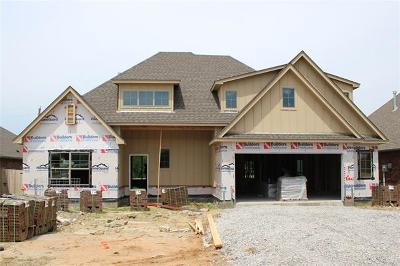 Bixby Single Family Home For Sale: 14412 S Toledo Avenue