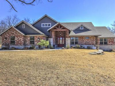 Sapulpa Single Family Home For Sale: 10283 S 198th West Avenue