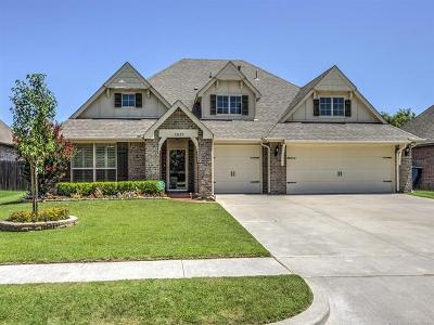 Bixby Single Family Home For Sale: 13659 S 86th East Avenue