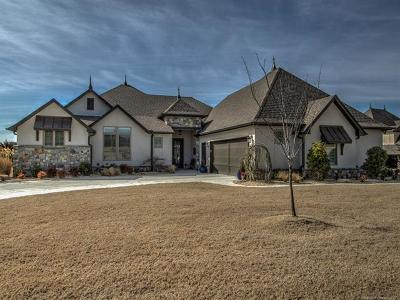Sapulpa Single Family Home For Sale: 510 E Lakeview Drive