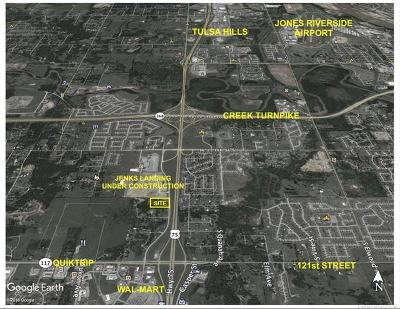 Jenks Residential Lots & Land For Sale: 11608 S Union Street