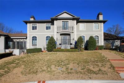 Tulsa Single Family Home For Sale: 6906 S Gary Avenue