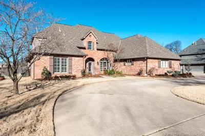 Tulsa Single Family Home For Sale: 10430 S Hudson Place