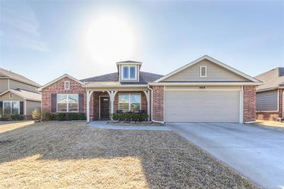 Jenks Single Family Home For Sale: 4018 W 105th Street S