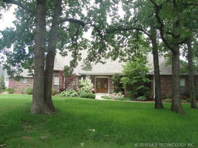 Bixby Single Family Home For Sale: 13209 E 182nd Street S