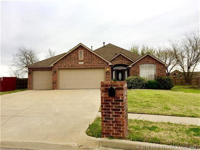 Collinsville Single Family Home For Sale: 12456 E 127th Street North