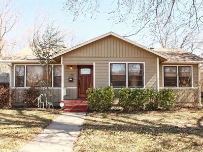 Tulsa Single Family Home For Sale: 3903 S Detroit Avenue