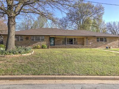 Tulsa Single Family Home For Sale: 5365 E 20th Street