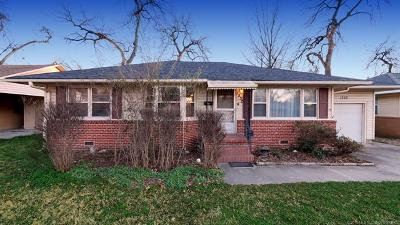 Tulsa OK Single Family Home For Sale: $175,000