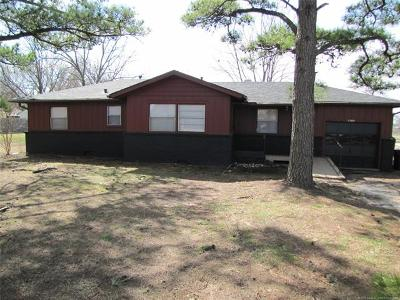 Ada OK Single Family Home For Sale: $109,000