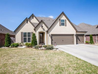 Bixby Single Family Home For Sale: 12660 S 71st East Avenue