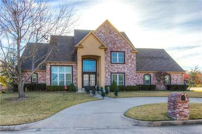 Bixby Single Family Home For Sale: 14623 S 52nd Avenue