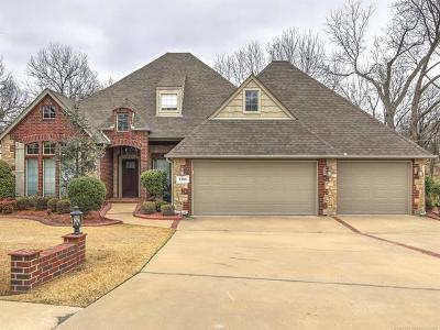 Broken Arrow Single Family Home For Sale: 7309 S 286th East Avenue