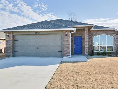 Collinsville Single Family Home For Sale: 13363 N 136th East Avenue
