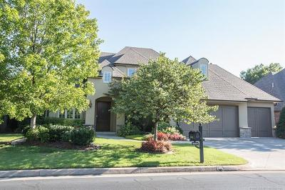 Tulsa Single Family Home For Sale: 4620 E 109th Place