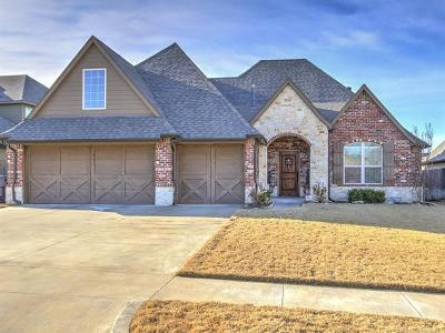 Jenks Single Family Home For Sale: 306 S 127th Place S