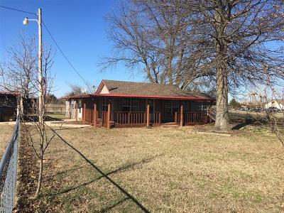 Ada OK Single Family Home For Sale: $85,000