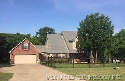Sapulpa Single Family Home For Sale: 2735 Overcrest Lane