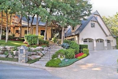Tulsa Single Family Home For Sale: 5721 E 118th Street