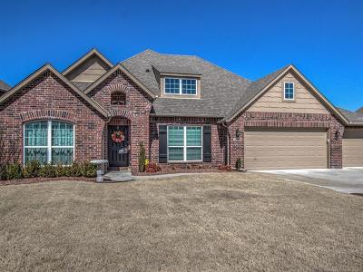 Bixby Single Family Home For Sale: 12640 S 71st East Avenue