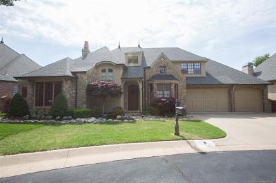 Tulsa Single Family Home For Sale: 10030 S Braden Avenue
