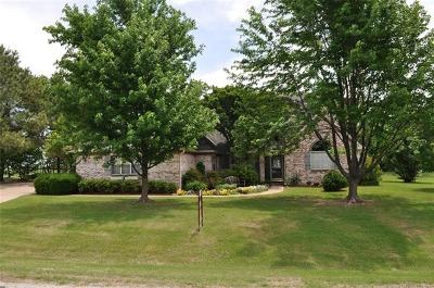 Jenks Single Family Home For Sale: 13623 S 18th Place