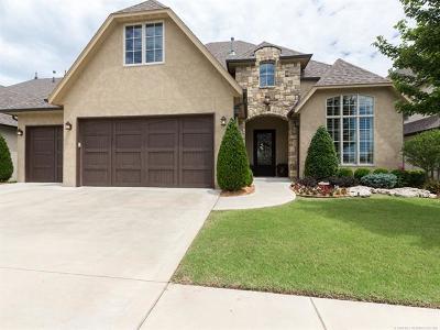 Tulsa Single Family Home For Sale: 5911 E 110th Street