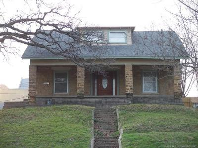 Sand Springs Single Family Home For Sale: 402 N McKinley Avenue