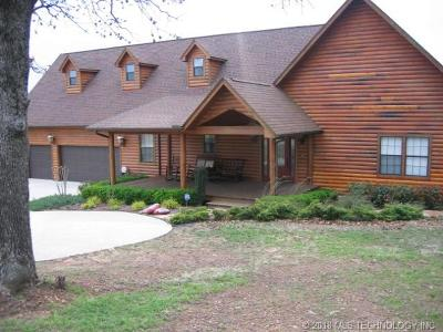 Cookson OK Single Family Home For Sale: $325,000