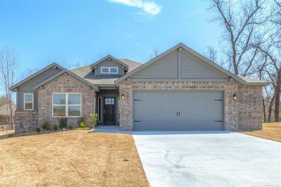Sand Springs Single Family Home For Sale: 202 W 53rd Court