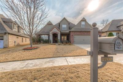 Bixby Single Family Home For Sale: 2702 E 140th Place S