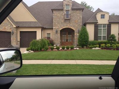 Bixby Single Family Home For Sale: 10824 S 93rd East Avenue