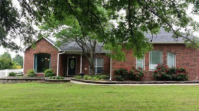 Claremore Single Family Home For Sale: 9957 E Shadowlake Drive