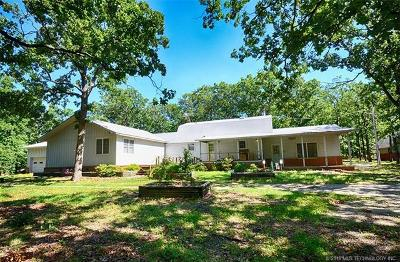 Cookson OK Single Family Home For Sale: $199,900