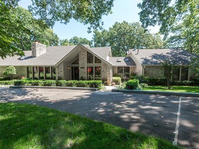 Broken Arrow, Jenks, Tulsa Single Family Home For Sale: 4115 E 98th Street