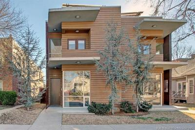 Tulsa Single Family Home For Sale: 1409 S Rockford Avenue #1409