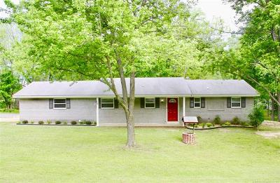 Claremore Single Family Home For Sale: 13677 E Crestview Road