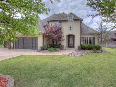 Bixby Single Family Home For Sale: 11290 S 72nd East Court