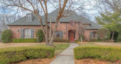 Tulsa Single Family Home For Sale: 11232 S Vandalia Avenue