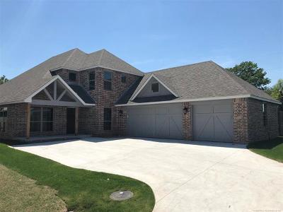 Bixby Single Family Home For Sale: 10296 E 122nd Street S