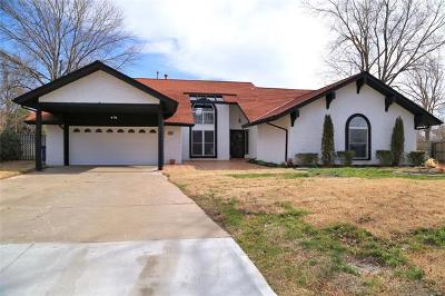 Tulsa Single Family Home For Sale: 6405 S 86th East Avenue