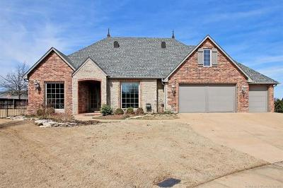 Jenks Single Family Home For Sale: 12101 S Ash Avenue