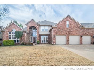 Broken Arrow Single Family Home For Sale: 6205 W Orlando Street